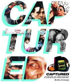 Captured Movie Filmplakat